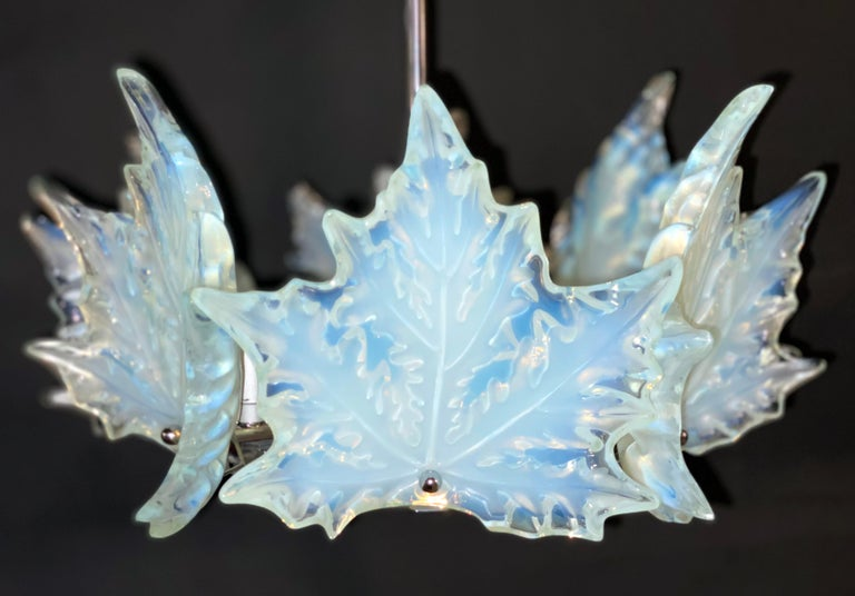 Crystal Lalique Chandelier