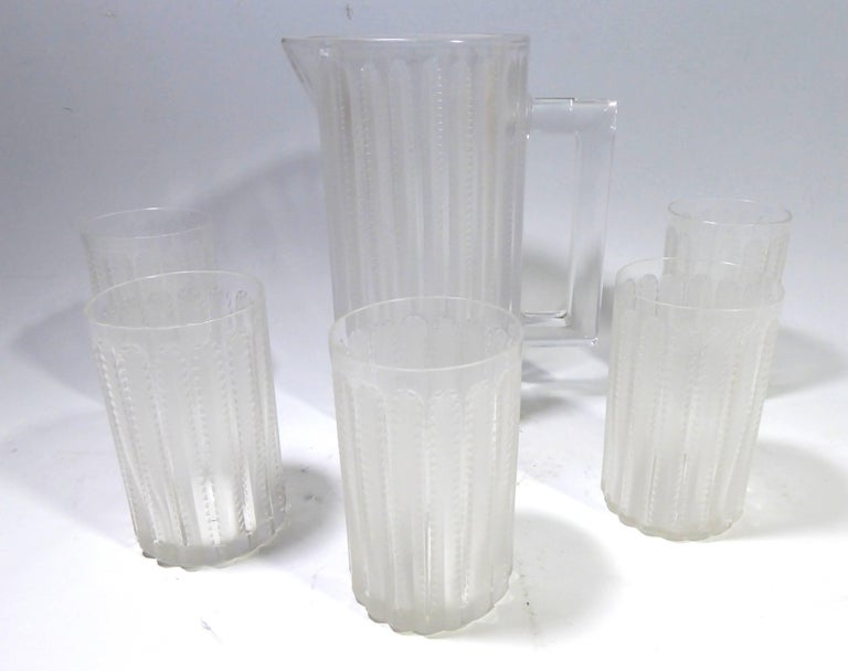Late 20th Century Lalique France