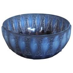 Lalique Perruches Bowl