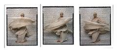 Dancer Triptych (#10, #8, #12)
