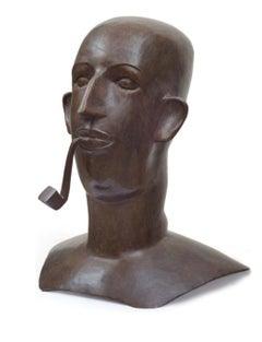 "Babu Saheb, Bronze, Edition 3/5 by Modern Indian Artist ""In Stock"""