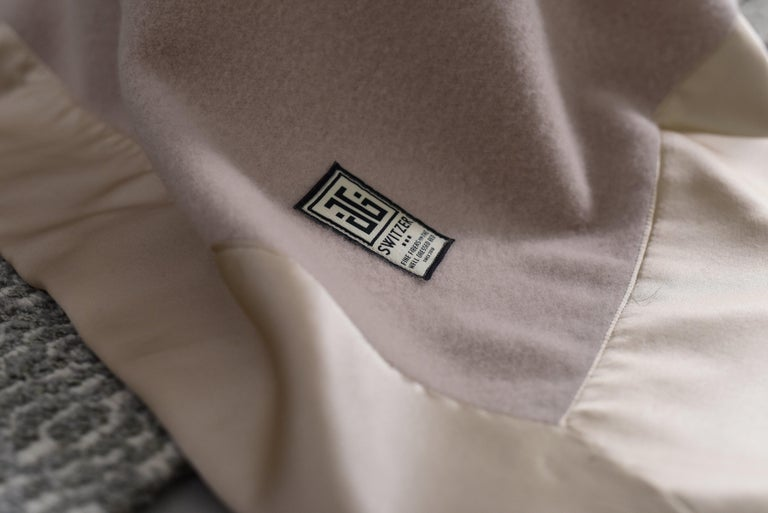 Lambswool and Cashmere Luxury