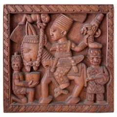 Nigerian Folk Art