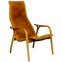 Lamino Easychair Designed by Yngve Ekström for Swedese