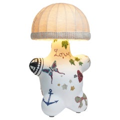 "Lamp ""Barcelona »"