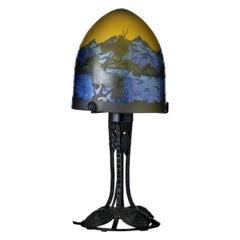 Lamp Emille Gallé