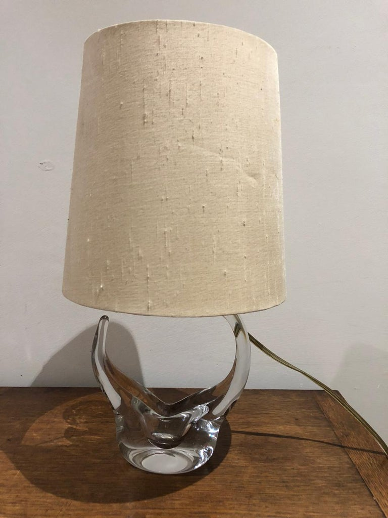 Lamp in Crystal Saint Louis In Good Condition For Sale In Brooklyn, NY