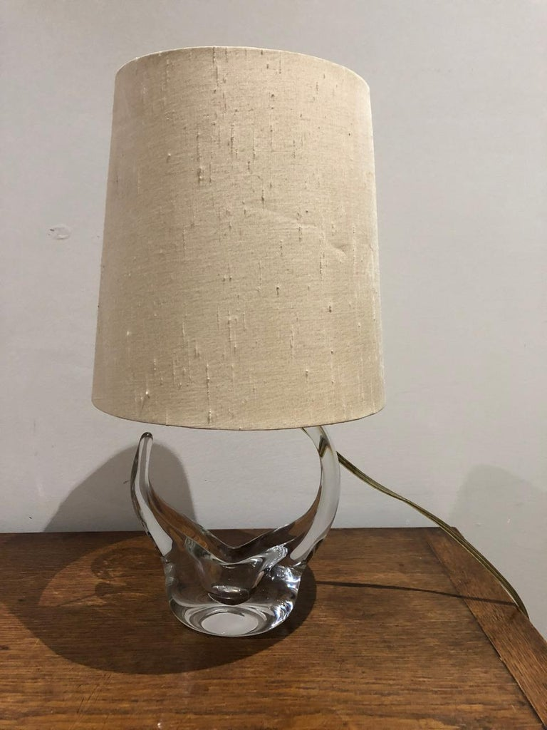 Lamp in Crystal Saint Louis For Sale 2