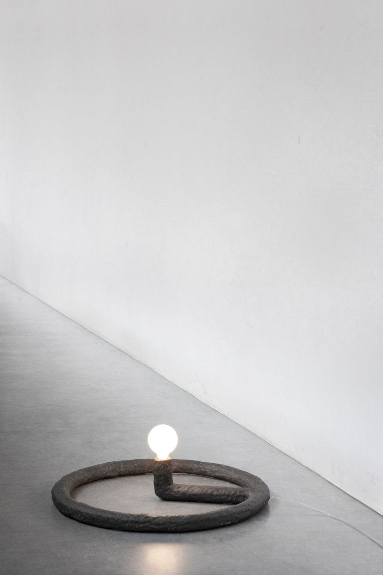 Molded Lamp