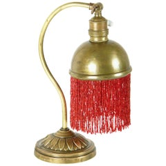 Lamp with Beads