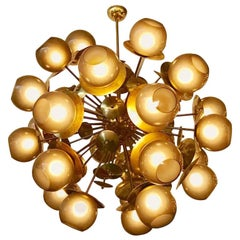 Lampadina Sputnik Chandelier by Fabio Ltd