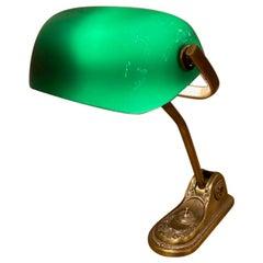 Lampe Banquier 19731