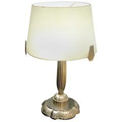 Lampe de Bureaux Style Art Deco, Crazy Queen, Desk Lamp, France