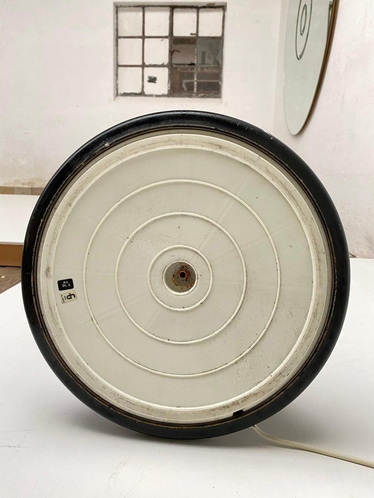 'Lampione' Floor Lamp by Fabio Lenci for DH Guzzini, Italy, 1968, Original Label For Sale 8