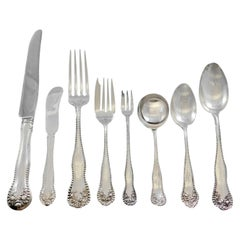 Lancaster by Gorham Sterling Silver Flatware Set for 8 Service 64 Pcs Dinner