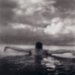Swim, Bear Lake, Utah, 1998
