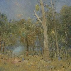 Light - Canley Heights, NSW, Lance Solomon, Australian, impressionist landscape
