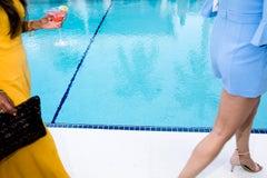 Cocktail by the Pool, Mar-a-Lago, High Season series, Palm Beach