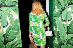 Landon Nordeman, Banana Leaf Dress, High Season series, Palm Beach