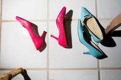 Maureen's Shoes, High Season series, Palm Beach