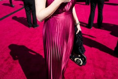 """""""Waiting Out Front (on the Oscars Red Carpet)"""" - Abstract Fashion Photography"""