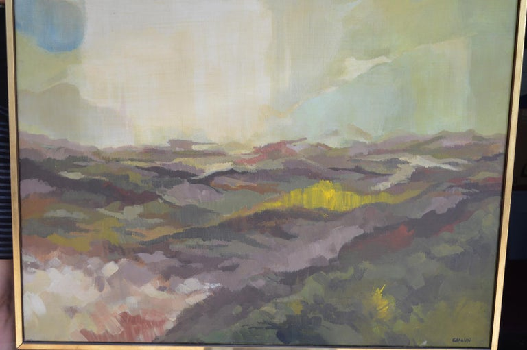 Landscape by Chanin In Excellent Condition For Sale In Los Angeles, CA
