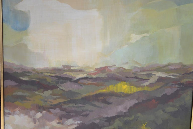 20th Century Landscape by Chanin For Sale