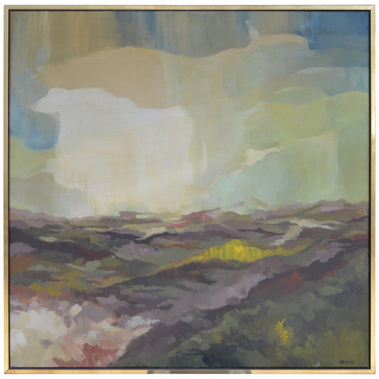 Landscape by Chanin For Sale
