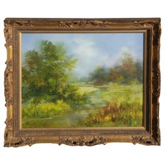 Landscape by Marie Ann Templeton