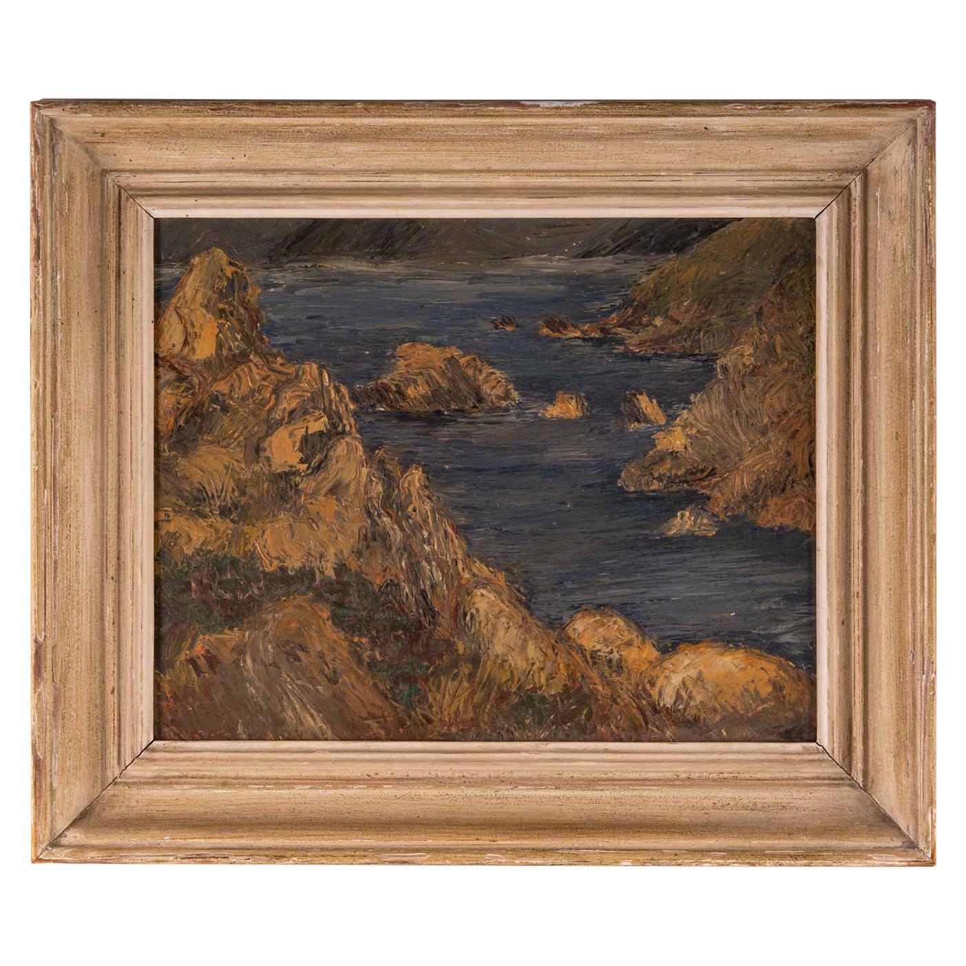 Landscape of the Cliffs, 20th Century