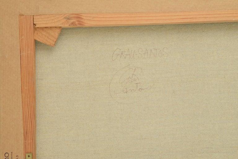 Other Landscape, Oil on Canvas, Signed, Grau Santos, Julián 'Spain, 1937-' For Sale
