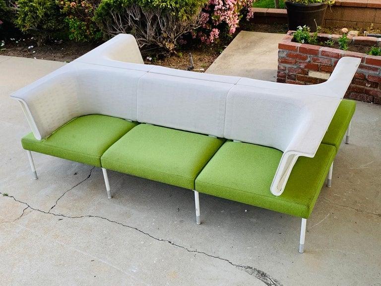 Landscape Sofa by Yves Behar for Herman Miller For Sale 11