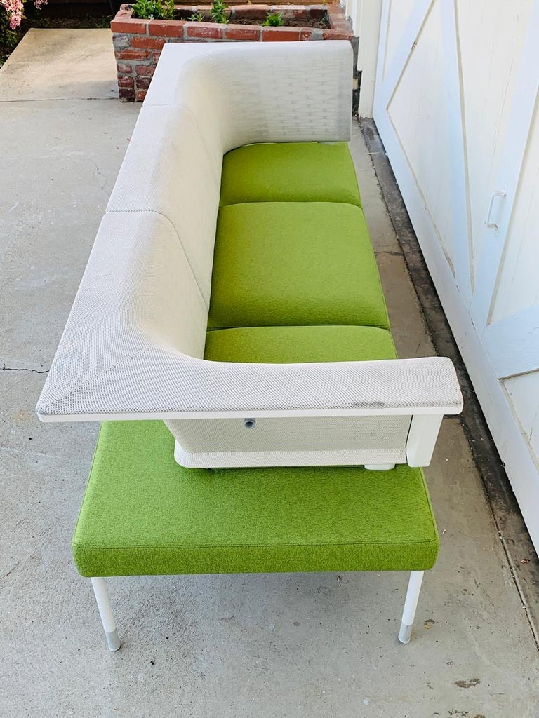 Landscape Sofa by Yves Behar for Herman Miller In Good Condition For Sale In Los Angeles, CA