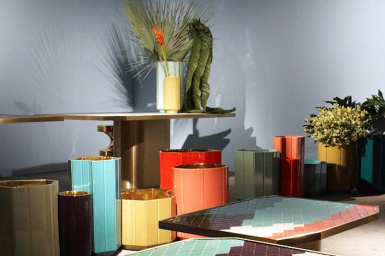 Landscape Table 1 by India Mahdavi In New Condition For Sale In Pireaus-Athens, Greece