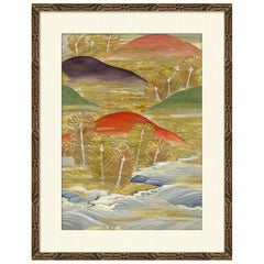 Landscapes III Japanese Print by CuratedKravet