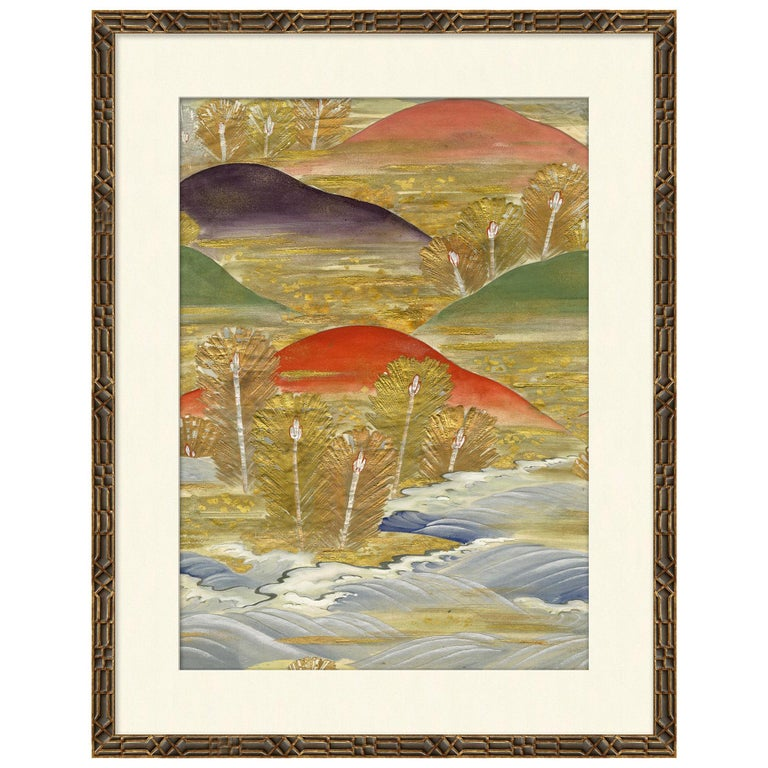 Landscapes III Japanese Print by CuratedKravet For Sale