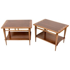 Lane Acclaim End Tables by Andre Bus