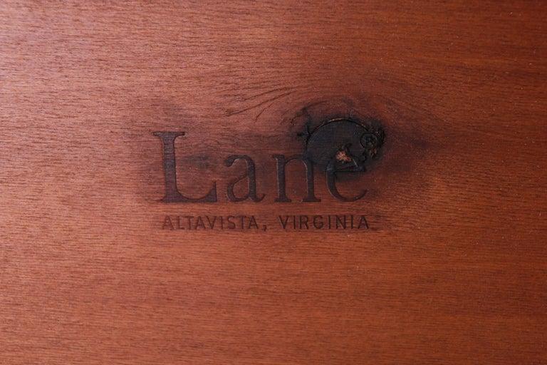 Lane Acclaim Mid-Century Modern Coffee Table For Sale 4