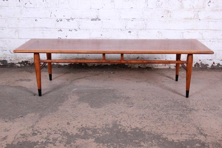 American Lane Acclaim Mid-Century Modern Coffee Table For Sale