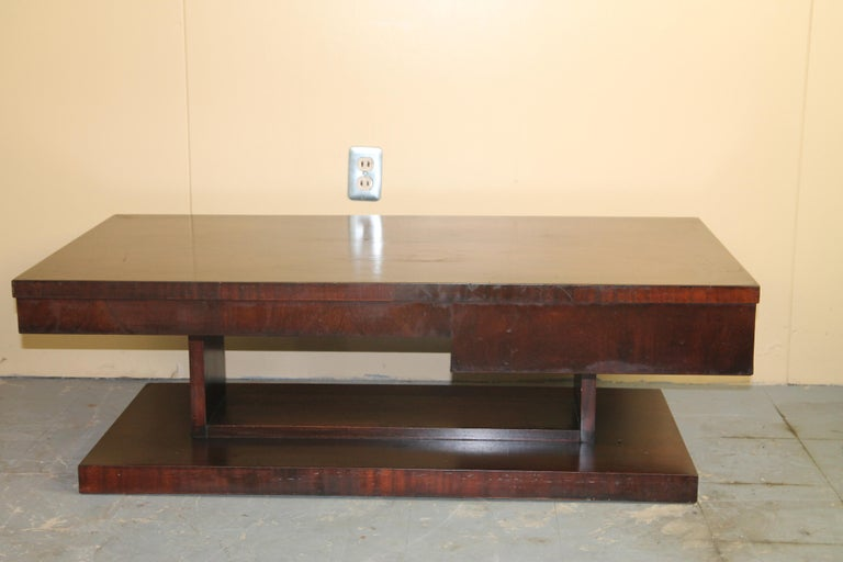 Mid-20th Century Lane Architectural Coffee Table For Sale