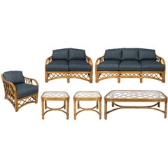 Lane Bamboo Porch Furniture Set
