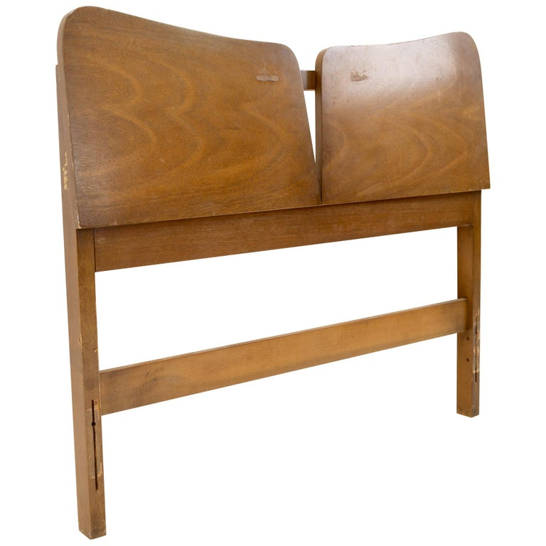 Lane First Edition Style Mid Century Headboard For Sale