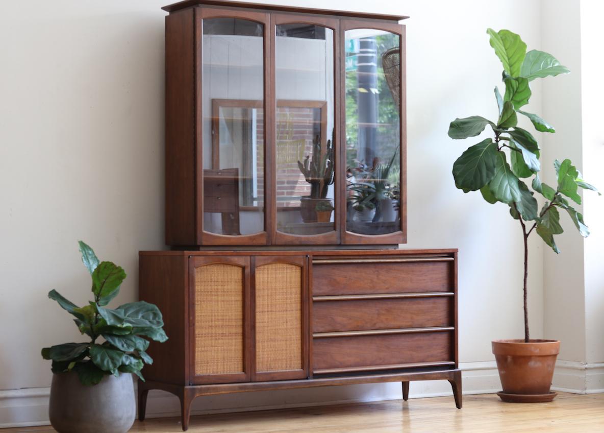 Perfekt Lane Rhythmus Mitte Des Jahrhunderts Moderne Küche Kabinett 3
