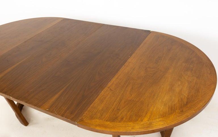 Lane Rhythm Mid Century Round Dining Table 7