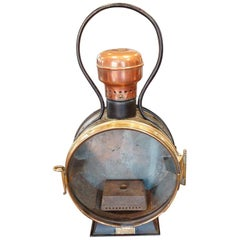 Lang-Bachman Locomotive Lamp