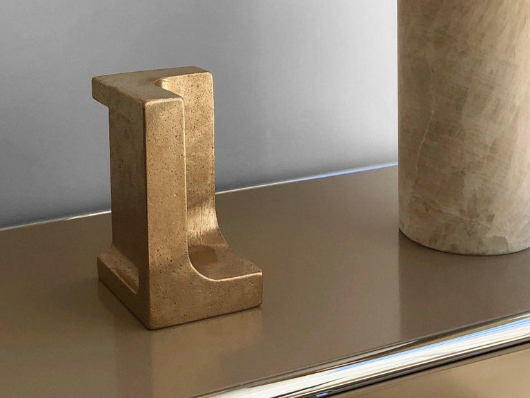 Australian Langley Bookend by Henry Wilson For Sale