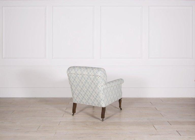 Contemporary Langton Armchair For Sale