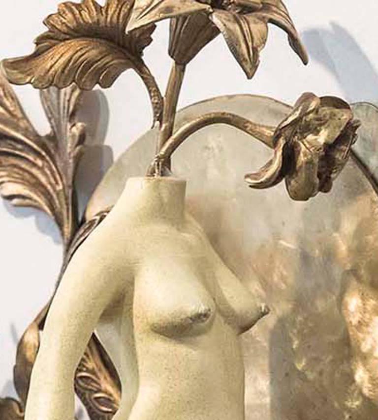 Sightings 3 - Sculpture by Lannie Hart