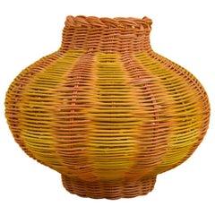 Lantern Woven Vassel