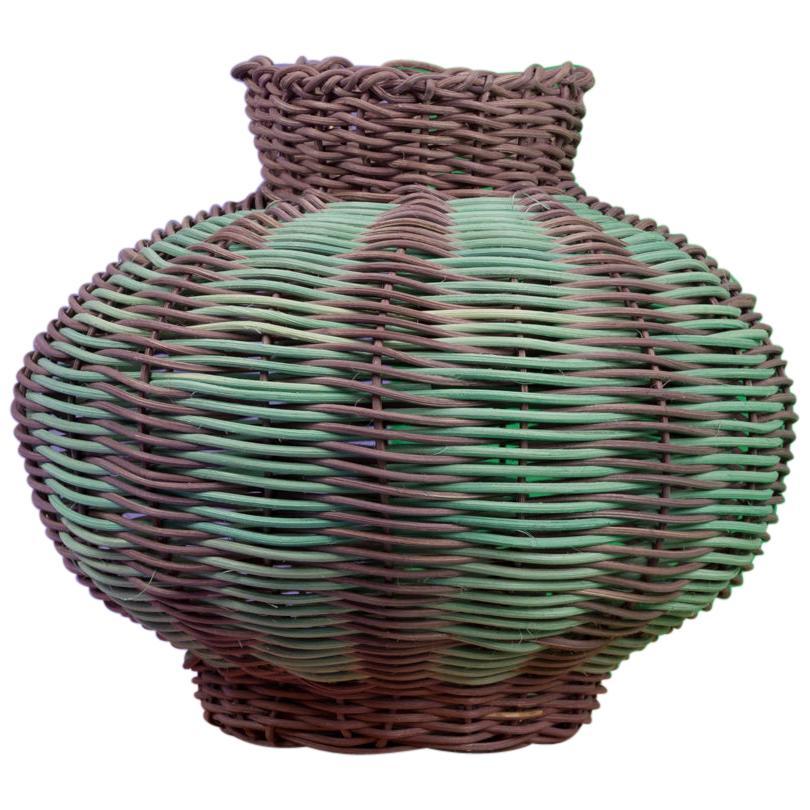 Lantern Woven Vessel